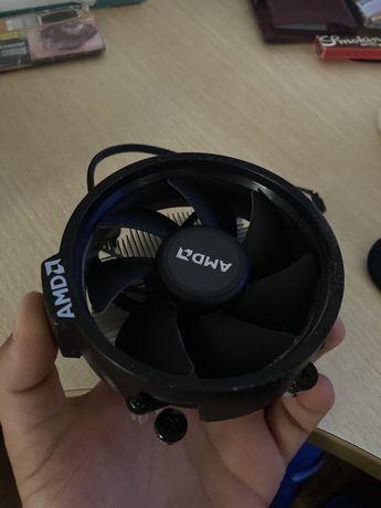 AMD Wraith Stealth stock cooler AM4