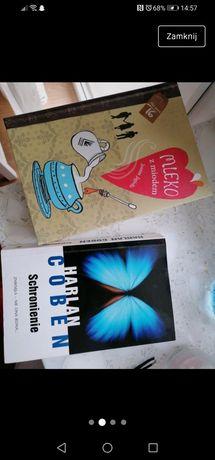 """Książki: """"Mleko z miodem"""" i """"Schronienie"""""""