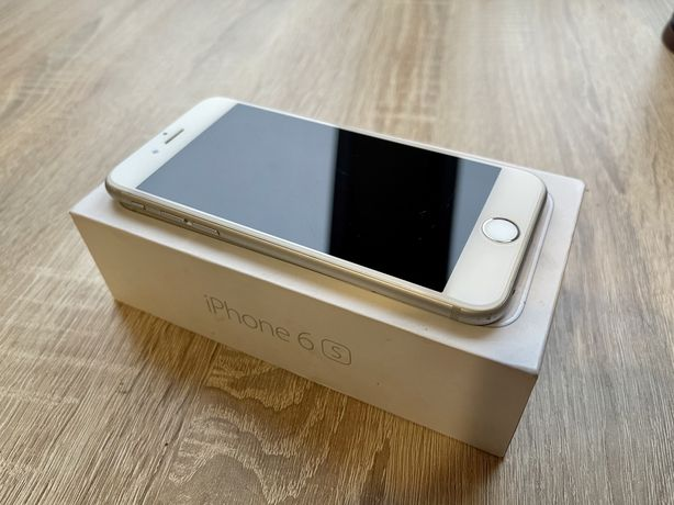 Iphone 6s 32GB Silver, bdb stan