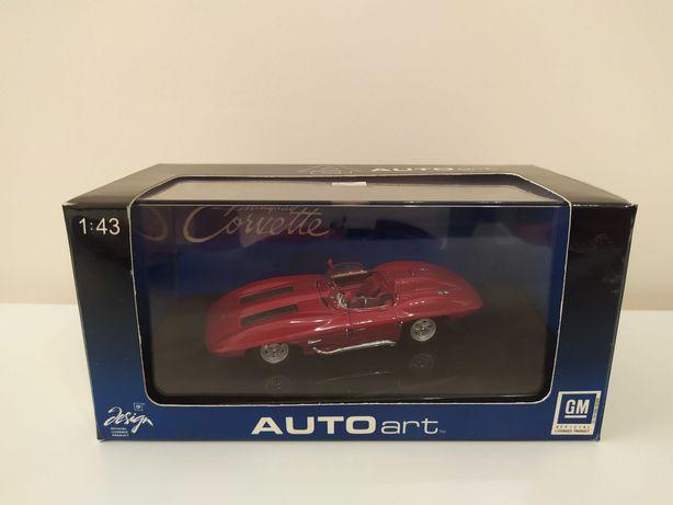 1:43 AUTOart Chevrolet Corvette Stingray ( 1959 )