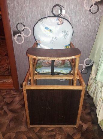 Дитяче крісло для годування Стульчик для кормления