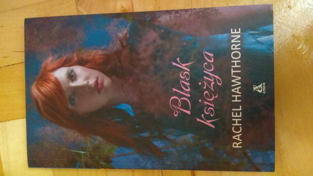 """Książka """"Blask księżyca"""" Rachel Hawthorne"""