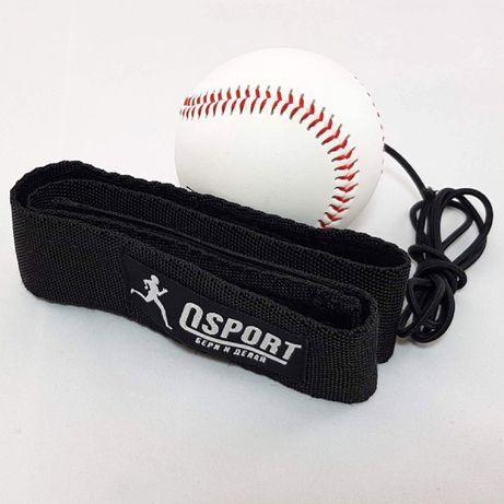 Тренажер fight ball/файт бол теннисный мяч для тренировки на резинке