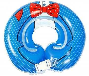 Надувной круг для купания младенцев