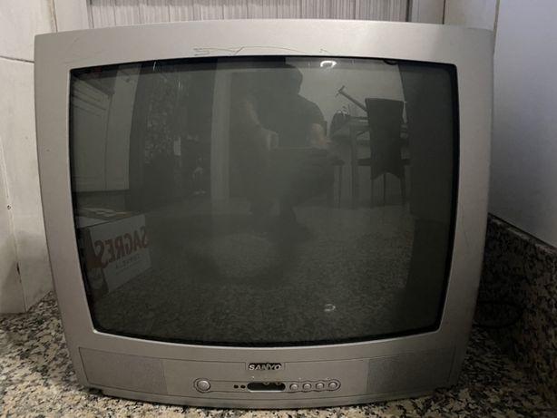 TV com suporte