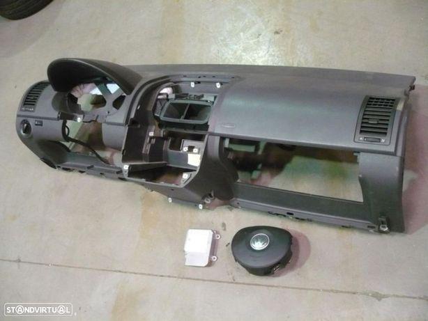 Conjunto airbag - Vw Polo ( 2005 / 2009 )