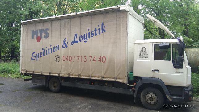Грузоперевозки, вантажні перевезення + гідроборт.