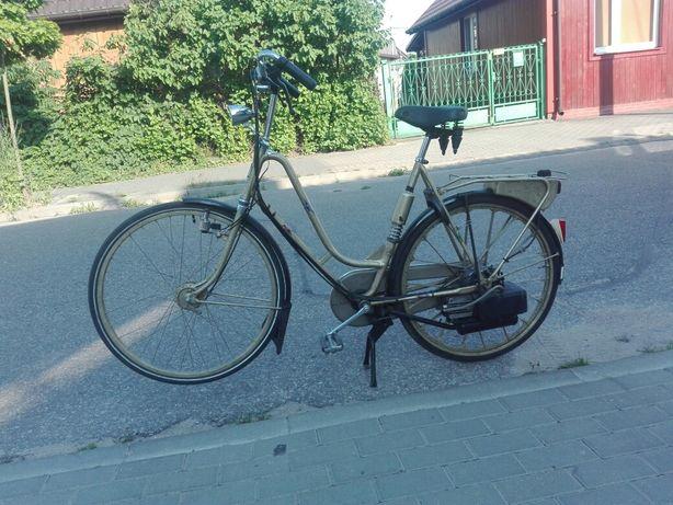 rower spalinowy SPARTAMET SACHS 301A spalinowym