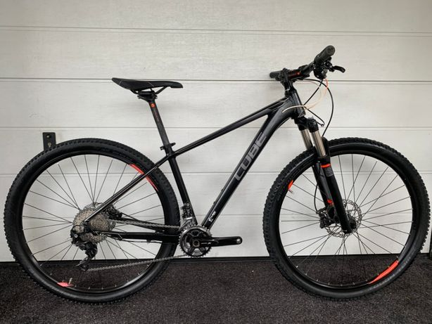 Rower Cube RACE ONE LIMITED Rock Shox Shimano Deore XT koła 29 cali