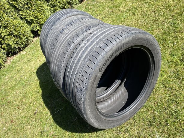 Continental ContiSportContact 5 275/45/20 4mm