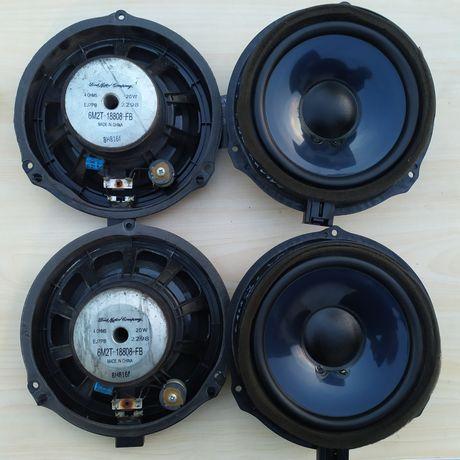 Динамики Ford Focus 2,3/Mondeo 4,5/S-Max/C-Max/Galaxy/Mustang/Eco/Kuga
