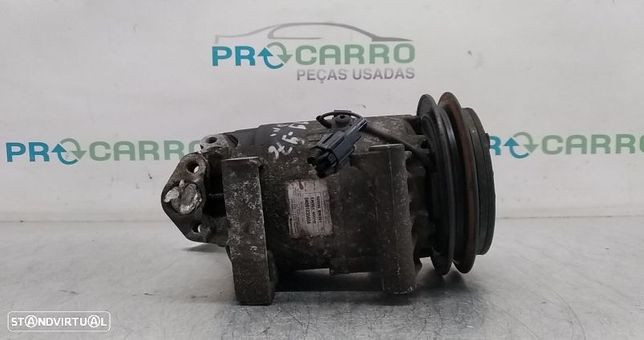 Compressor Do Ar Condicionado Nissan Almera Ii (N16)