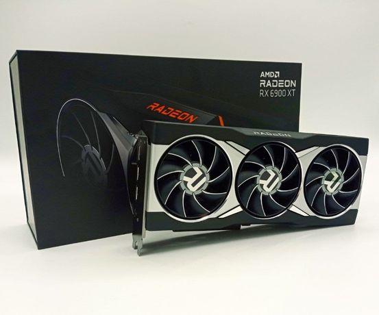 Видеокарта AMD Radeon RX 6900 XT PCI-Ex 16GB GDDR6 (256bit)
