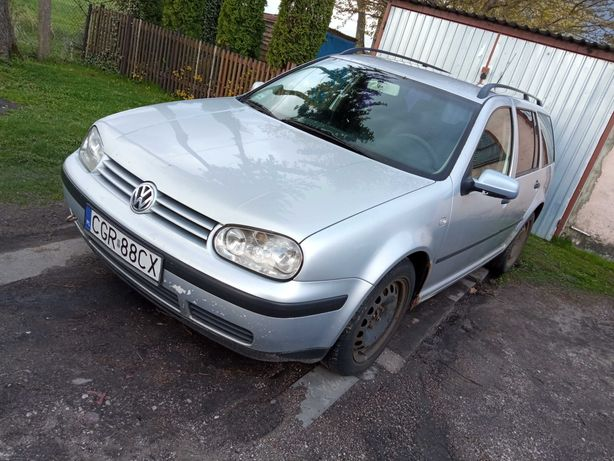 Volkswagen Golf 4 1.9 TDI kombi vw