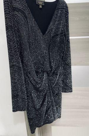 Нарядное платье/блестящее