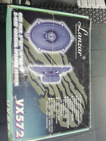Głośniki car audio USA