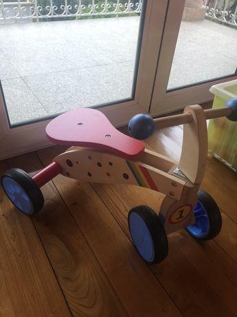 Triciclo madeira