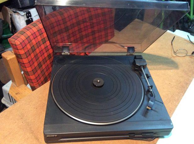 gramofon sony