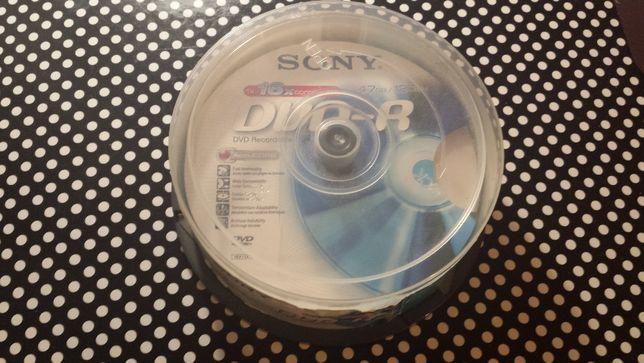 Conjunto Dvd's Sony Graváveis