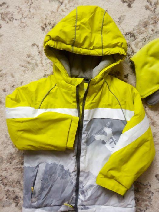 Зимняя куртка на мальчика Мукачево - изображение 1