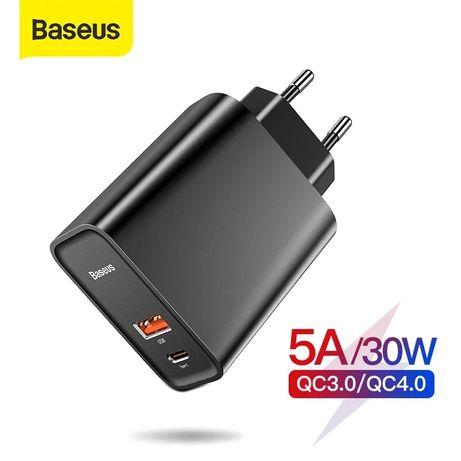 Зарядка Baseus 30W