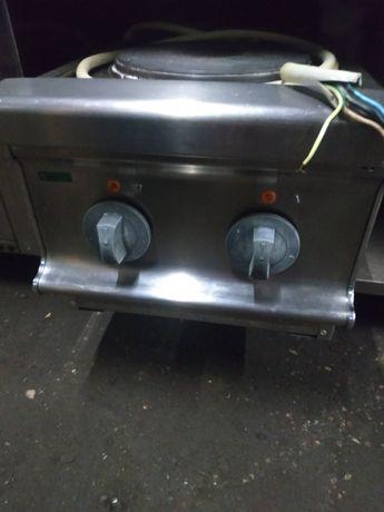 Электроплита 2 конфорки бу настольная Fagor CE-720 плита б у для кафе