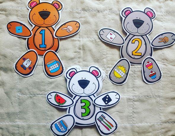 Material Educativo Infantil artesanal