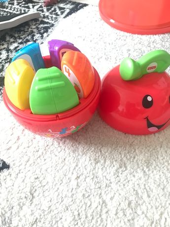Jabłko Fisher Price