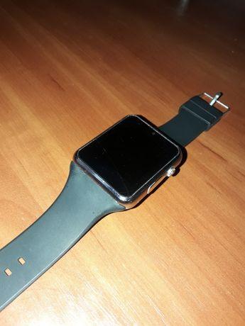 Смарт часы сенсорные похожи на apple watch