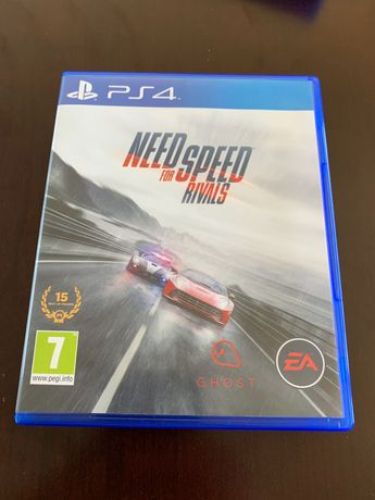 Jogo: Need For Speed Rivals