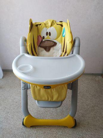 Продам стульчик для кормления! Чико