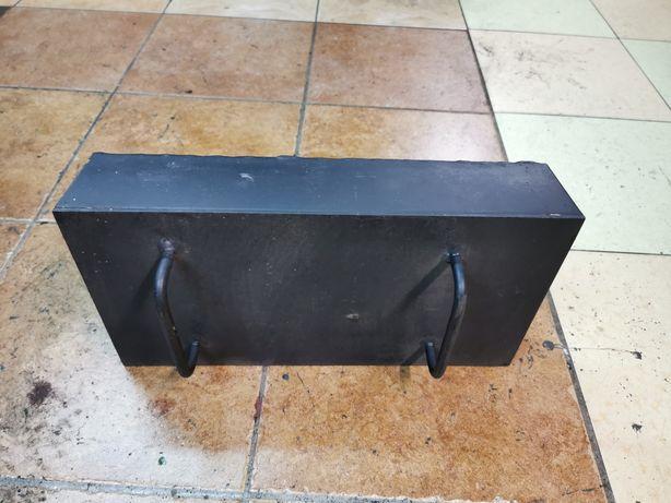 Piec, osłona termiczna drzwi pieca węglowego nowa