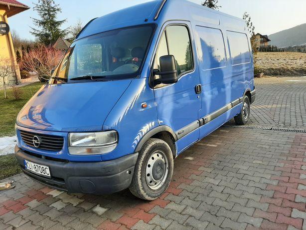 Opel movano 2.8 (master)