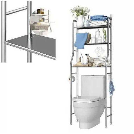 стелаж напольный, регулируемый по высоте Toilet Rack