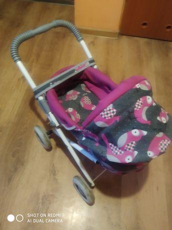 Wózek dla lalek.