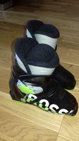 Buty narciarskie ROSSIGNOL 21,5 jak NOWE