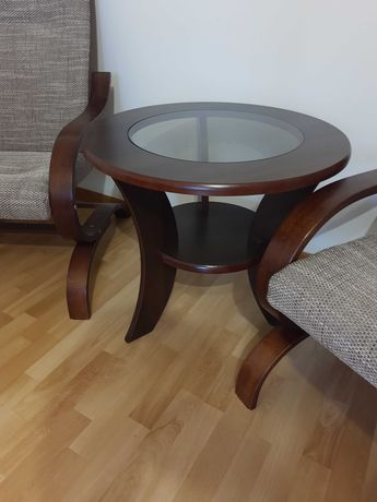Fotele z ławą - komplet