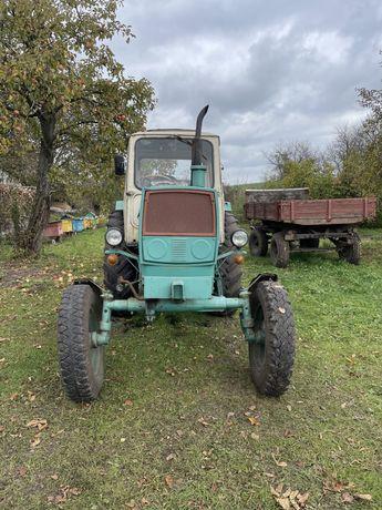 Юмз 6 Л трактор