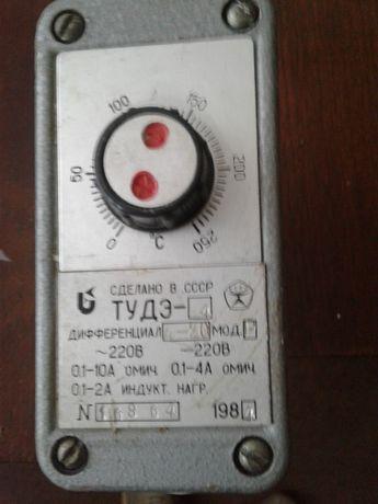Пристрій терморегулюючий ТУДЕ-4