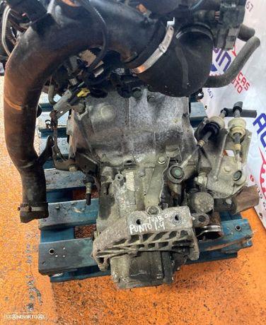 Caixa Velocidades Fiat Grande Punto / Doblo / Bravo / Alfa Romeo Giulietta 1.4 Turbo Ref. 198A4000