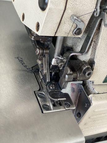 Трехниточный, промышленный оверлок Yamata  GN800-4