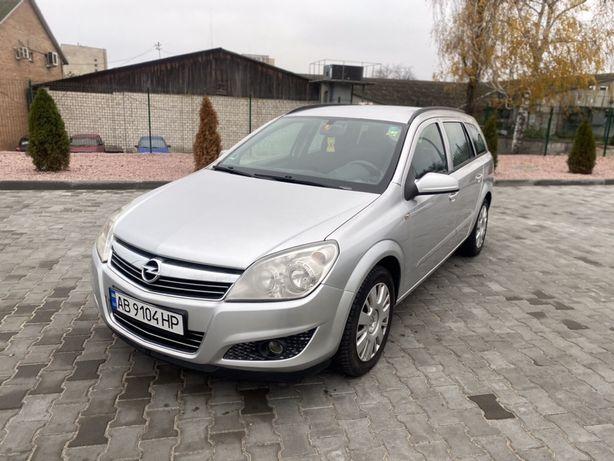Opel Astra H 2007