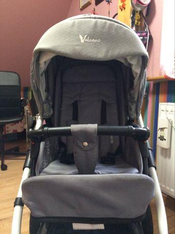 Wózek dziedcięcy Bebetto Vulcano 3w1- MAXI-COSI