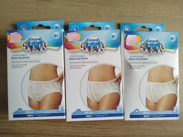 Majtki poporodowe Canpol babies M, L XL