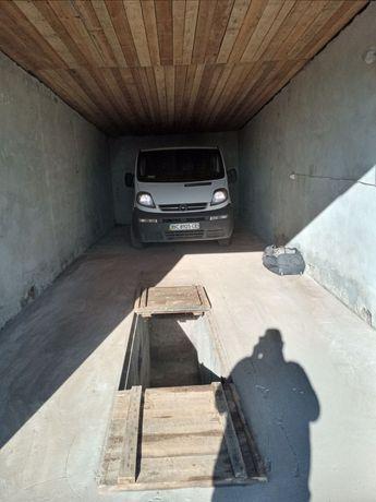 Здам БУСОВСЬКИЙ ДОВГИЙ ПОДВІіЙНИЙ гараж в оренду на сихові гараж з ямо