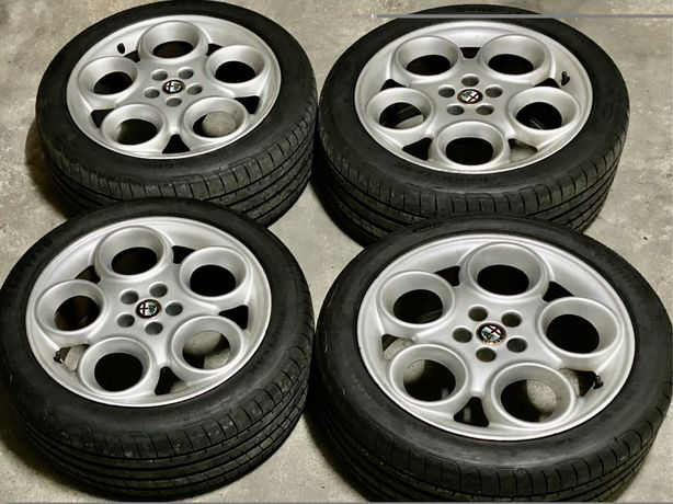 Jantes 17 Alfa Romeo  GTV