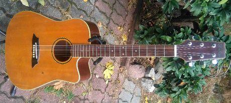 Gitara elektro akustyczna Kimbara, Korea