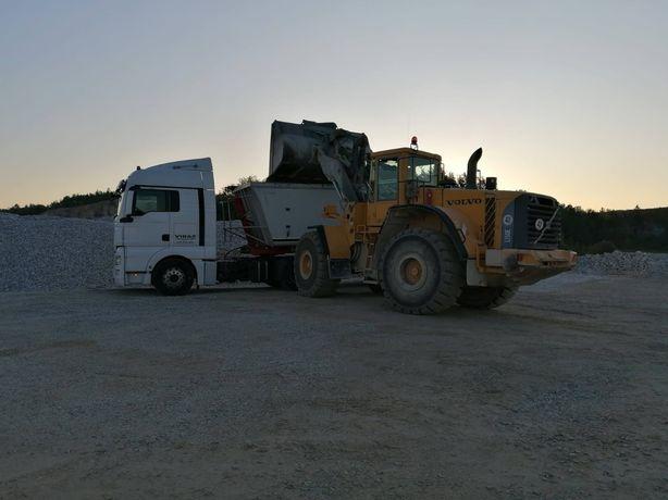 Kruszywa i Transport do 26 ton