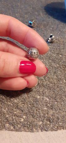 Charms srebrny S925 pasujący  do bransoletki Pandora Apart