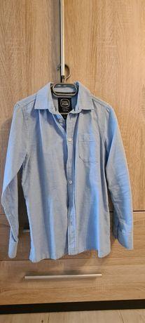 Koszula chłopięca 2 sztuki r. 140 Cool Club plus krawat